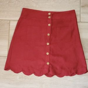 Girls Xhilaration skirt